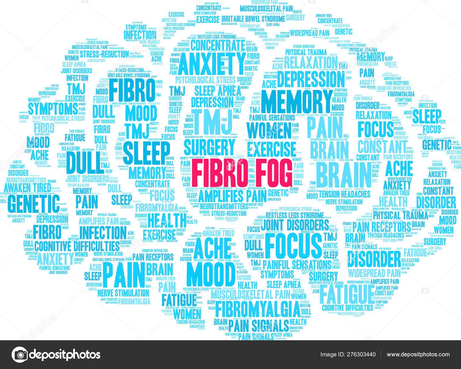 side effects fog haze pain